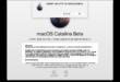 macOS Catalina: Install Public Beta