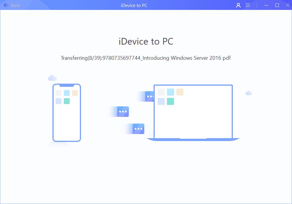 EaseUS MobiMover: 내 아이폰/아이패드의 파일을 PC(macOS)로 옮기기 - 아크몬드넷